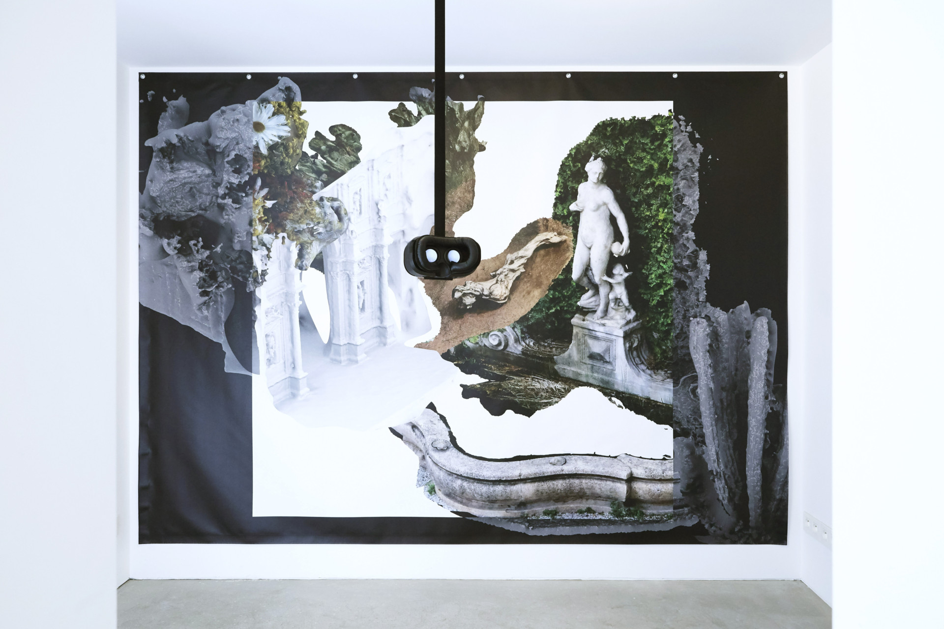 Marine Giraudo       —     Digital Creative   exhibitions