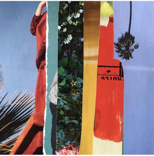 Marine Giraudo       —     Digital Creative   collages